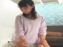 マジックミラー号 美少女の公開素股や手コキでオナニー MM号