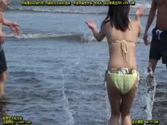 海辺ナンパでスレンダー美女たちとの激アツ展開に胸がドキドキなエッチで...