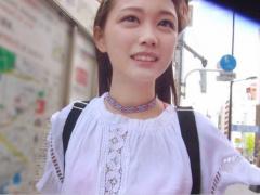 素人ナンパ 来日をしていた芸能人レベルで美人な台湾人のお姉さんを連れ込...