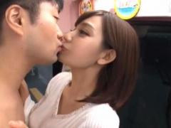 アラサーおばさん妻を濃厚キスで発情させてデカチンでNTRセックス!