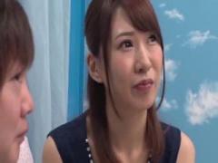 無理だよぉ 美人な若妻が童貞君を筆おろしwww マジックミラー号 MM号動画