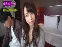 ゆき20歳工場勤務のフリーター。埼玉県熊谷市で見つけたS級素人娘をナンパ...