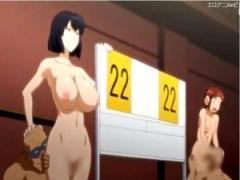 黒キ゛ャルVS白キ゛ャル! 女子校生ヌキヌキ対決! 男達の大量精液を抜く乱...