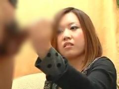 二十歳のお姉さんが草食系男子のオナニーサポート! ! ! ぎこちない手付き...