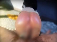 童顔美少女が自ら膣コキ 美尻パンパン一生懸命頑張り中出し3Dエロアニメ