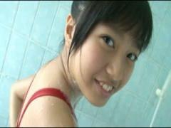 着エロ U18ジュニアアイドルの超過激イメージビデオリアルガチ少女の剛毛...