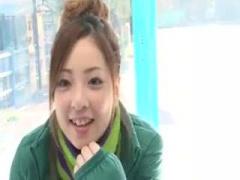 マジックミラー号 高尾山で山ガールファッションの美少女をナンパ。性感エ...