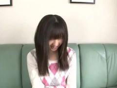素人 女子のセンズリ鑑賞動画 デカチンセンズリ見せつけられて 可愛い女子...