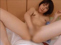 無修正ライブチャット ショートカットの綺麗なお姉さんがフィストファック...