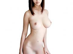 Iカップ巨乳クビレボディの人妻がAV出演! 男優の激ピストンファックで痙攣...