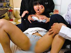 ※胸糞注意 ボクの彼女が目の前でヤンキーたちにオモチャにされる!