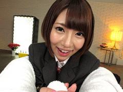 キュートな笑顔が最高に可愛い美少女JKが主観で癒してくれる女子校生ソープ
