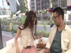 清楚で可愛い女子大生が貧乳見せながら男性とセックスしちゃいますwww マジックミラー号 MM号動画