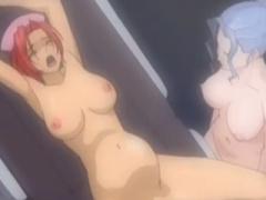 エロアニメ いいなり屈辱プレイで犯されまくりの巨乳おっぱい美女が激エロ...