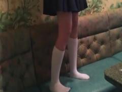 素人投稿 カラオケ店でやっちゃう女子校生の性行為動画がWeb流出 個人撮影