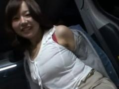 熟女ナンパ 街で捕まえたムチムチ体型の素人奥様が他人棒に悶える中出しSEX!