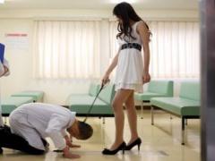 超生意気な潜入女捜査官が狙われ強姦される!