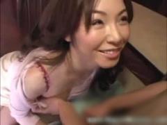 笑顔でフェラ抜き 素人人妻さんの潮吹き動画 ナンパ人妻 センズリ鑑賞