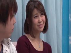 人妻美女が童貞君をサポートwww筆下ろし マジックミラー号 MM号動画