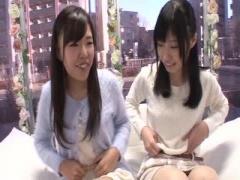 二人の美人女子大生が一人の男性をお相手www マジックミラー号 MM号動画