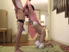 義妹を縄で縛り、マ〇コにバイブを当てると やめないで.. と乱れ始め...